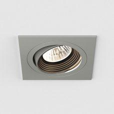 Astro Aprilia Square Adjustable Downlight Anodised Aluminium On