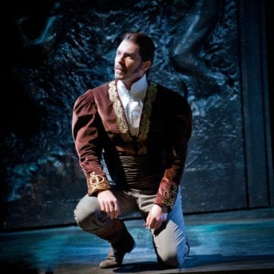Robin Tritschler Don Giovanni  Welsh National Opera
