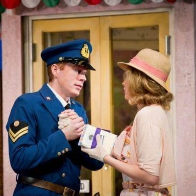 Robin Tritschler Cosi fan Tutte - Welsh National Opera 19 May 2011
