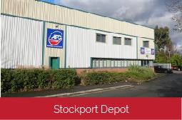 Stockport-Depot