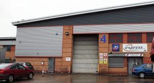 Nottingham Depot