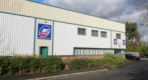 Stockport Depot