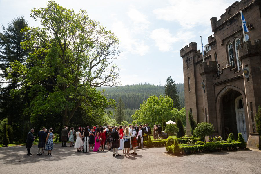 Drumtochty-Castle-Wedding013