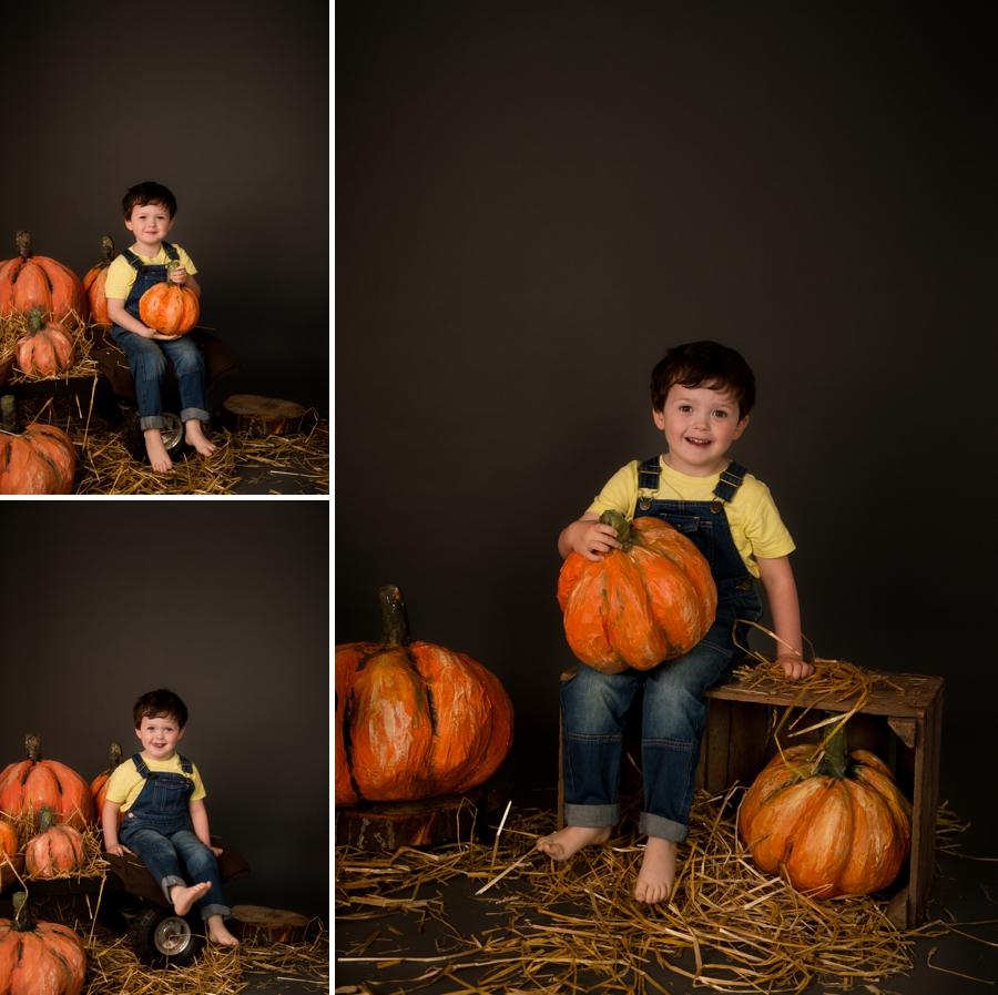 Pumpkin Munchkin Shoots