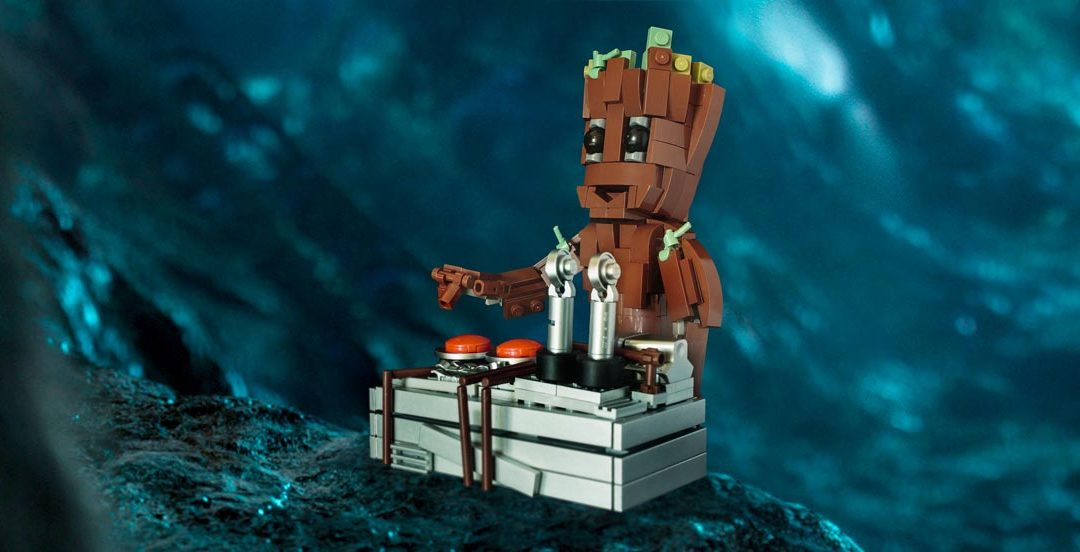 LEGO Baby Groot MOC – You Will Want This!