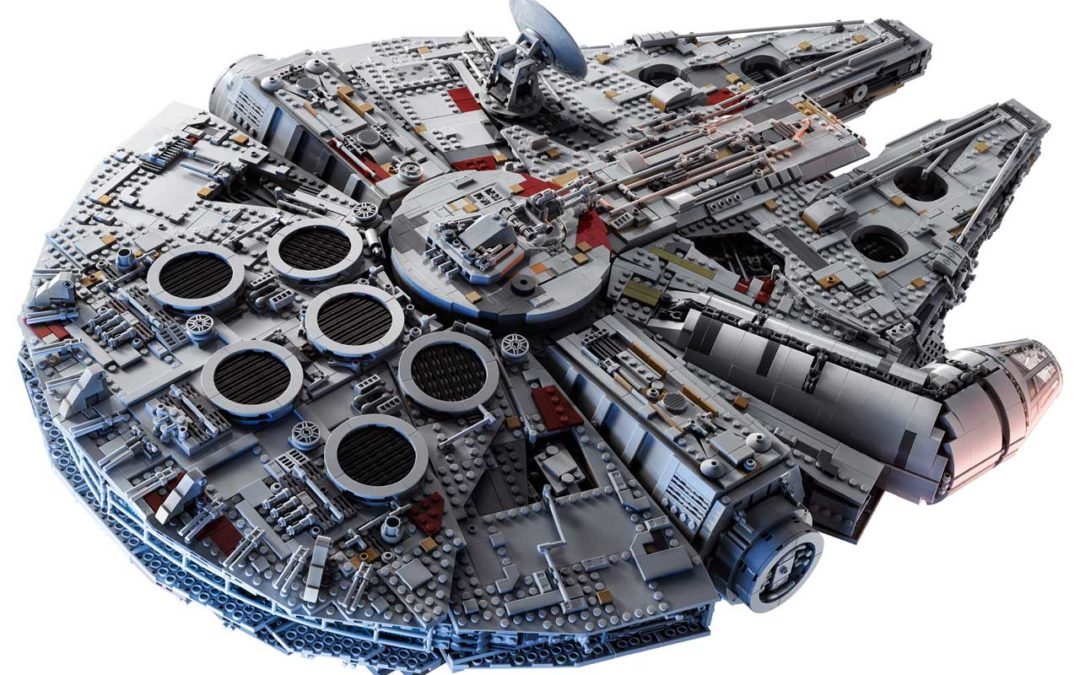 Millennium Falcon 75192 Biggest LEGO Set Ever