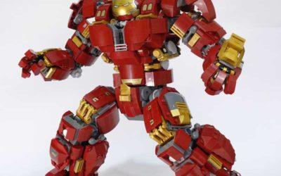 LEGO Hulkbuster Ultron Edition Mod – AMAZING!