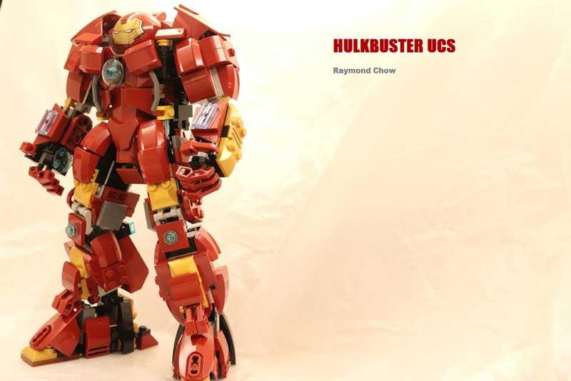 LEGO Ideas Hulkbuster