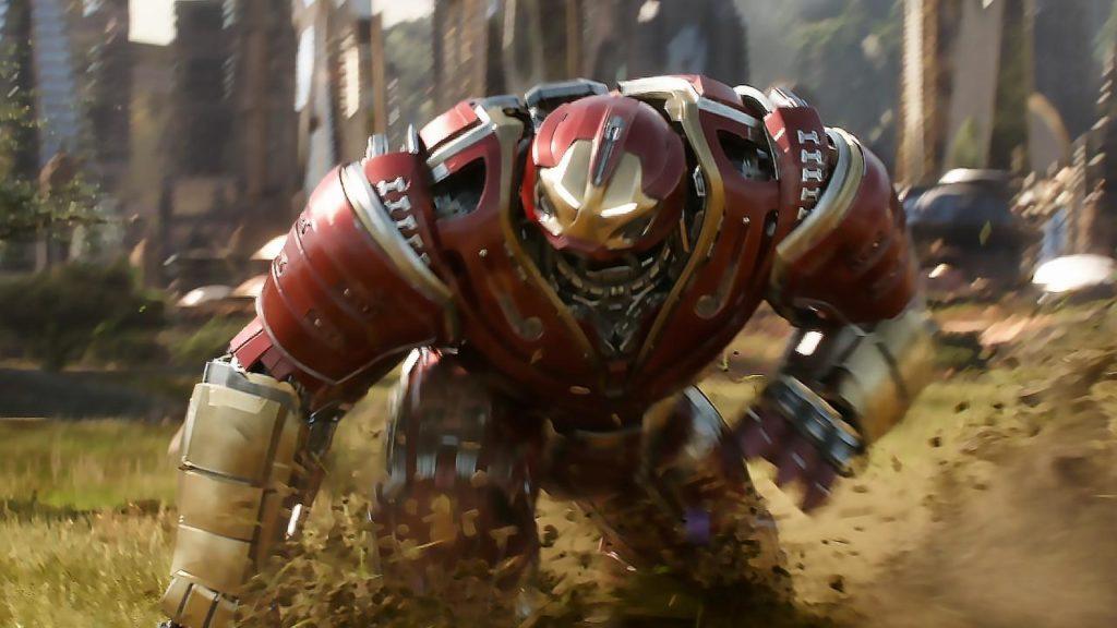 Hulkbuster from Avengers Infinity War