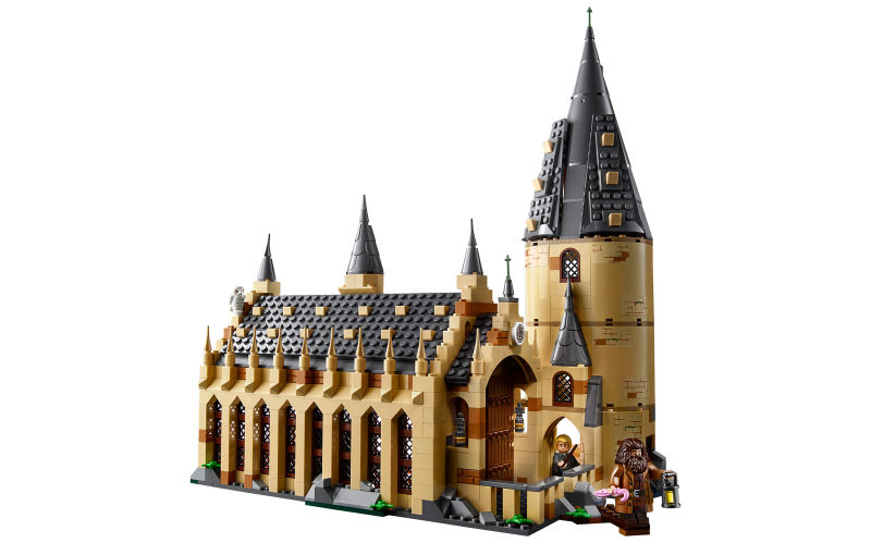 LEGO Returns to the Wizarding World of Harry Potter!