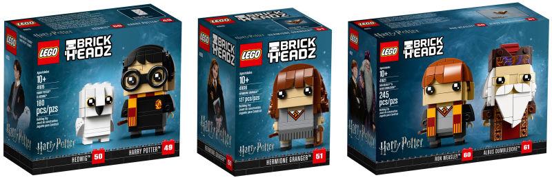 Harry Potter BrickHeadz