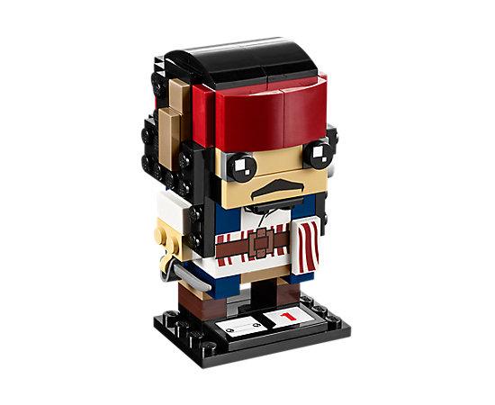 LEGO BrickHeadz - Captain Jack Sparrow