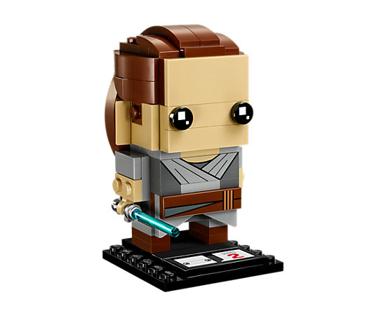 LEGO BrickHeadz - Rey