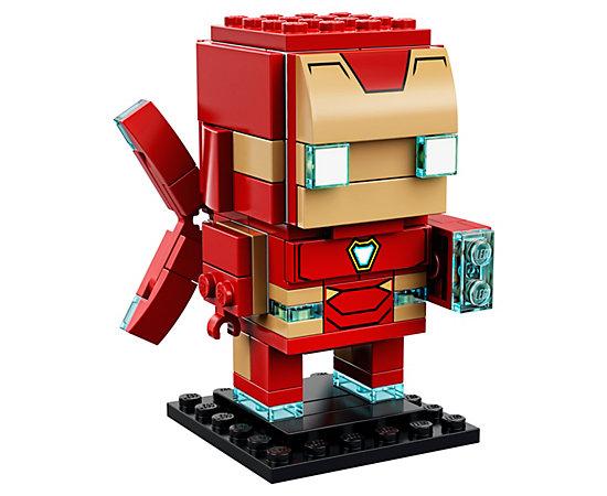 LEGO BrickHeadz - Iron Man Mk 50