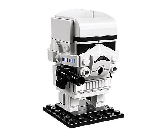 Star Wars - Storm Trooper BrickHead