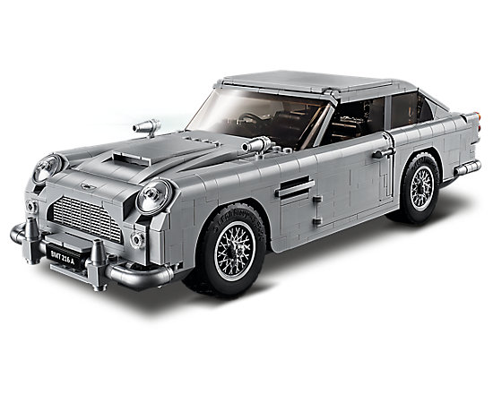 LEGO Launch James Bond™ Aston Martin DB5