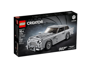 10262 - LEGO Aston Martin DB5 James Bond 007 edition Box