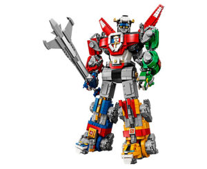 LEGO Ideas Voltron combined - 21311