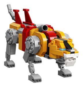 LEGO Ideas Voltron Yellow Lion - 21311