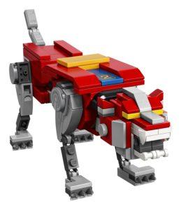 LEGO Ideas Voltron Red Lion - 21311