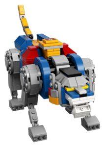 LEGO Ideas Voltron Blue Lion - 21311