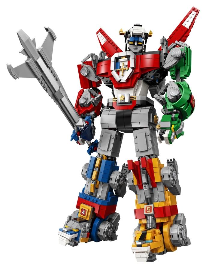 LEGO Ideas Voltron Whole - 21311