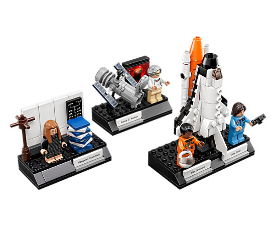 LEGO® Ideas 21312 Women of NASA