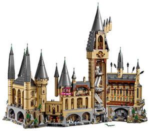 71043 LEGO Hogwarts Back