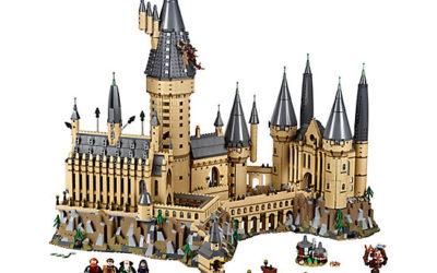 LEGO Hogwarts Castle Review – 71043
