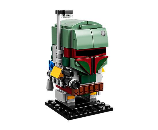 Star Wars BrickHeadz - Boba Fett buildable figure