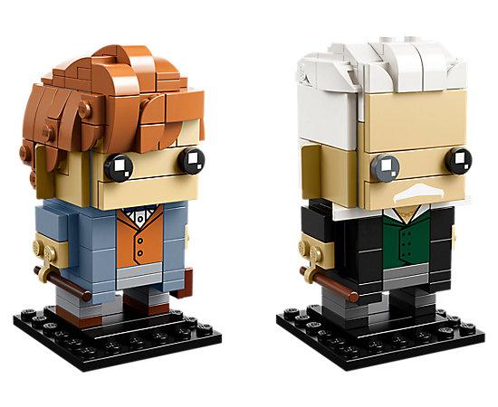 LEGO BrickHeadz Newt Scamander & Gellert Grindelwald!