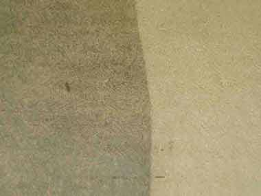 Concrete Pressure Washing Before And After