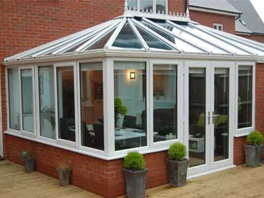 Conservatory After Cleaning
