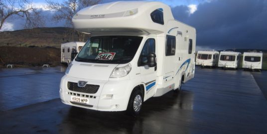 2009 HOME-CAR 581 6 BERTH