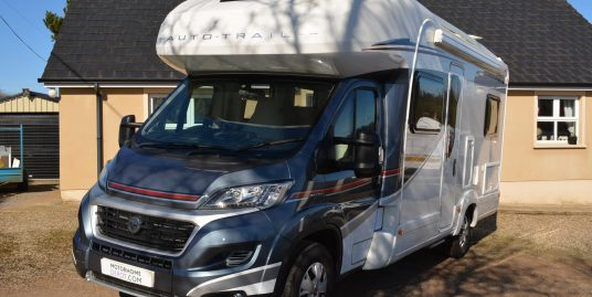 2015 Autotrail Imala 715 4 Berth Motorhome For Sale.Fixed Bed