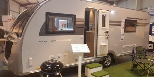 2018 *NEW* ADRIA ADORA ISONZO * 4-BERTH * FIXED TRANSVERSE BED *