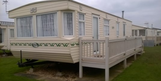 **FOR SALE – 6BERTH STATIC CARAVAN IN INGOLDMELLS, SKEGNESS – £9,750 ono**