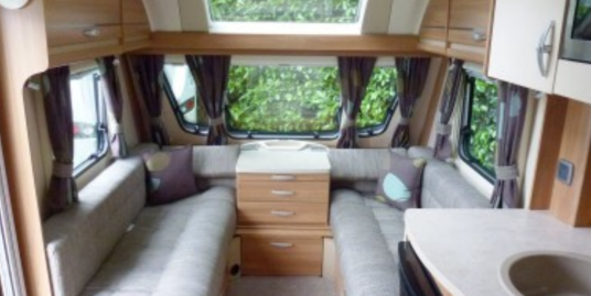 Swift Challenger Sport 584