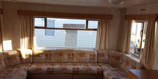 Cheap Static caravan Ground rent included skegness ingoldmells & chapel