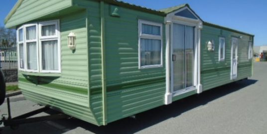 willerby lyndhurst 37 x 12 , 2 bedroom /double glazed,gas heating