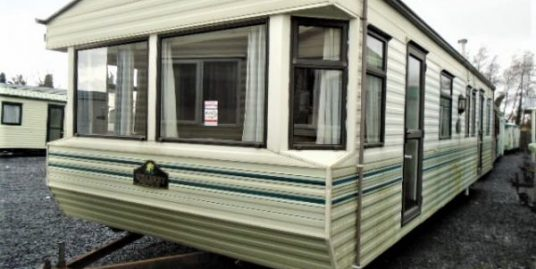 35 x 12 willerby westmorland / 3 bedroom