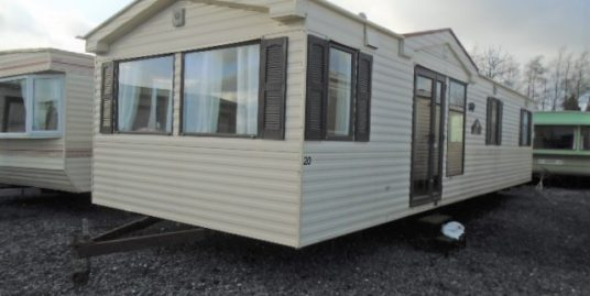 willerby cottage 3 bedroom very good layout size 37×12