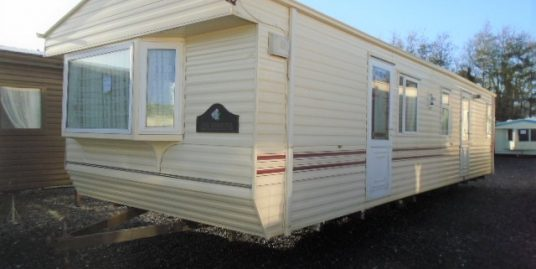 Willerby Bermuda 35×12 two bed / DOUBLE GLAZED GAS HEATING