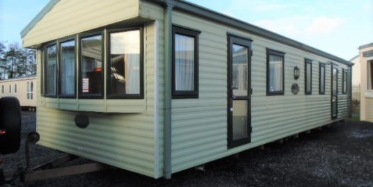 2006 WILLERBY WESTMORLAND 37X12/ 3 BEDROOM /DG/CH
