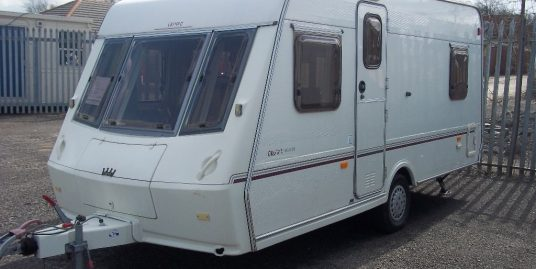 Elddis Crown Regent