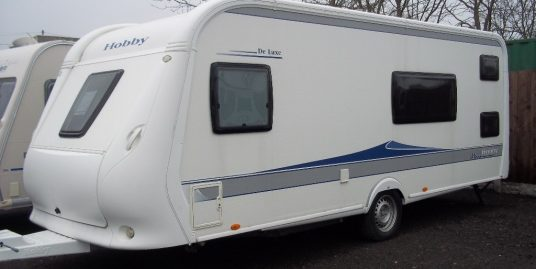 Hobby 540 kmfe deluxe with fixed bunk beds fixed end bedroom 6 months warranty FINANCE AVAIABLE px welcome DISCOUNT AVAIABLE