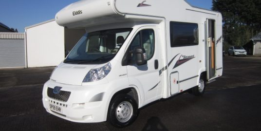 2010 ELDDIS AUTOQUEST 130 5 BERTH