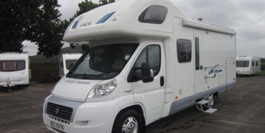2009 ACE ROMA 4 BERTH