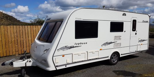 Elddis Crusader Typhoon 2006