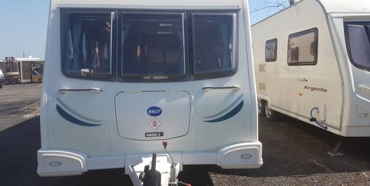 BAILEY OLYMPUS 6 BERTH – CARAVAN STORAGE AVAILABLE
